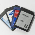 SDカードを安全に保管するには?正しい取り扱いとバックアップの必要性
